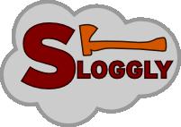 SLoggly Logo